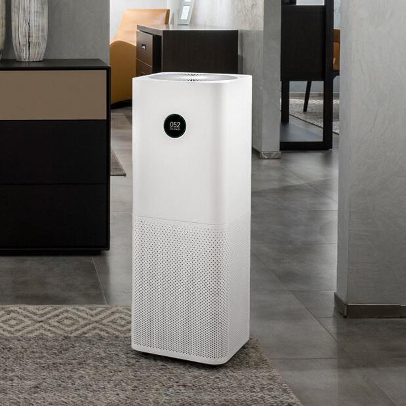 小米空气净化器Pro 小米空气净化器2代 OLED 显示屏超越1代2代