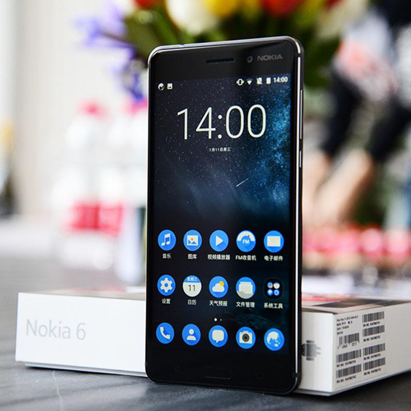 Nokia/诺基亚 诺基亚 6诺基亚6手机nokia 6