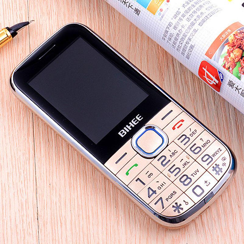 百合 C19A CDMA  电信手机直板老年机老人