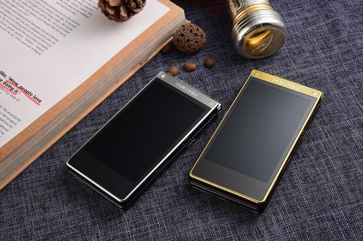 Samsung/三星 SM-W2015电信4G手机 双卡双待双通翻盖手机