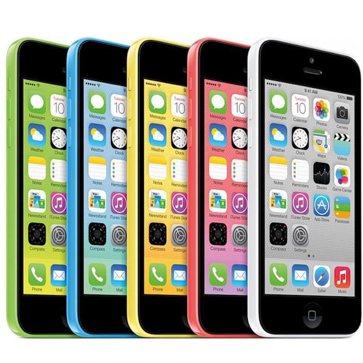 二手:Apple/苹果iPhone5C 手机 无锁三网
