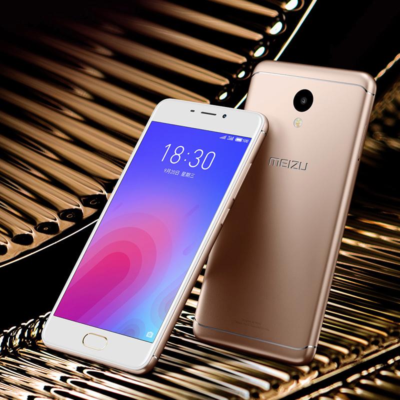 Meizu/魅族 魅蓝6 八核AI全网通双卡双待拍照美颜学生老人手机