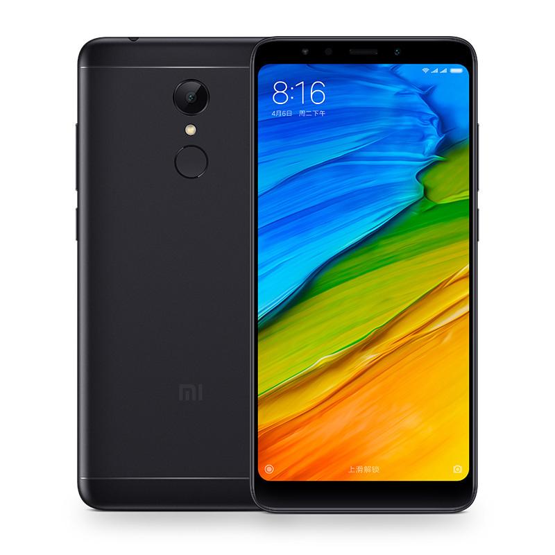 Xiaomi/小米 红米5新款全面屏青春学生机超长待机薄游戏智能手机
