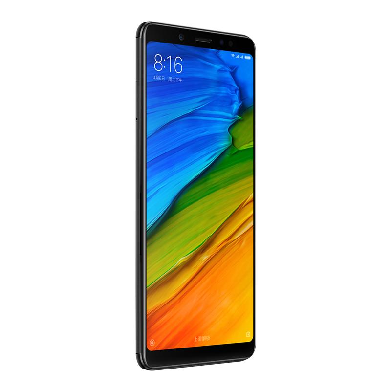 Xiaomi/小米 红米Note5千元全面屏新品超薄note5智能双摄学生手机